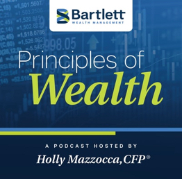 principles of wealth podcast thumbnail title image